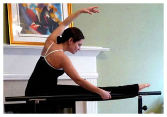 Adjustable Mini Barre